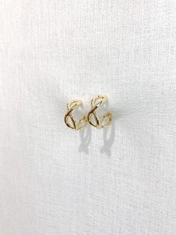 Pendiente Bambo Golden