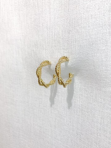 Pendiente Ring Golden