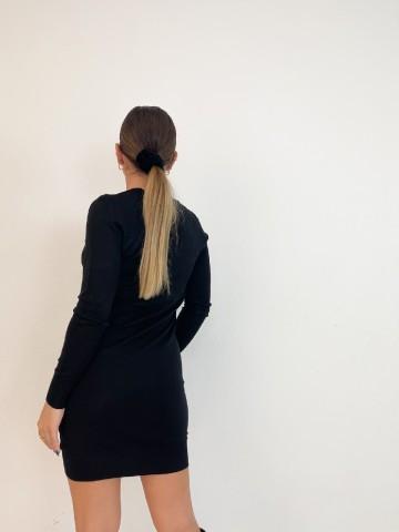 Vestido Silvana negro