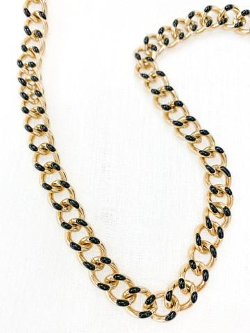 Collar Snake Black