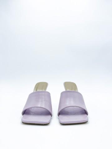 Sandalia punta cuadrada
