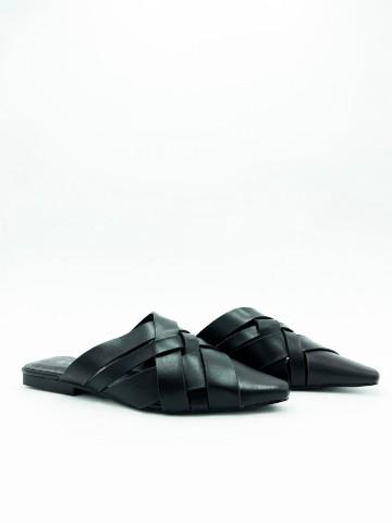 Sandalia destalonada punta