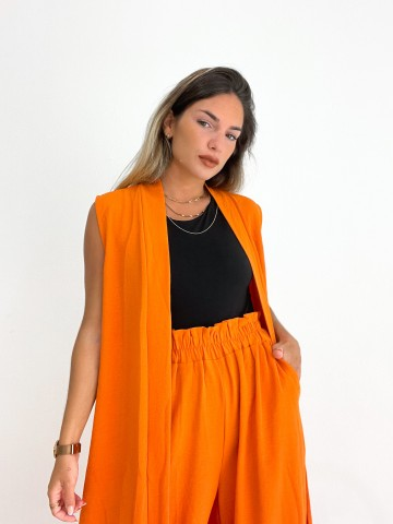 Conjunto Roma naranja