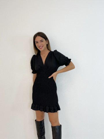 Vestido Venecia negro