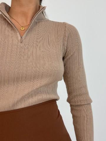 Jersey Kendall beige
