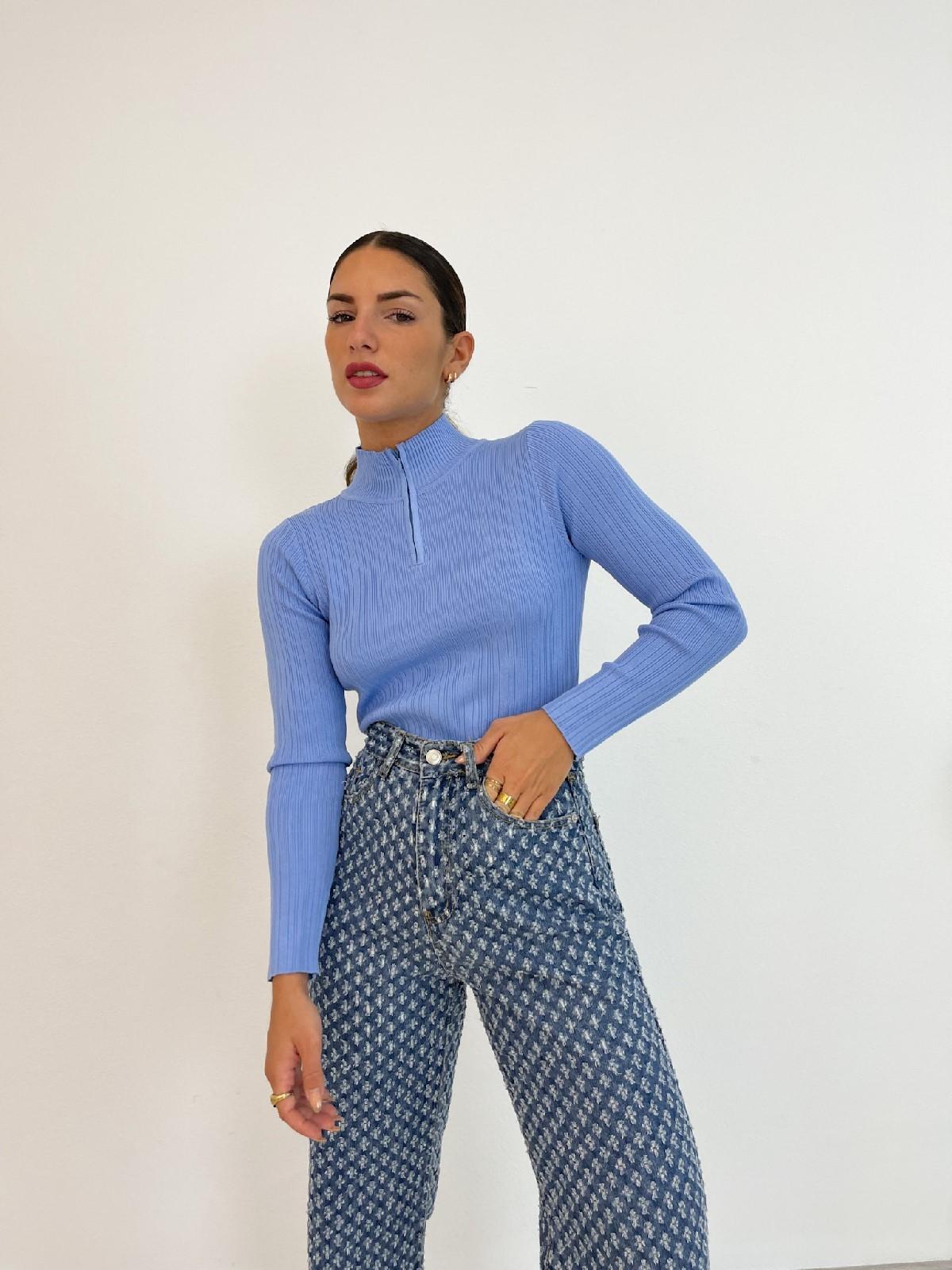 Jersey Kendall azul