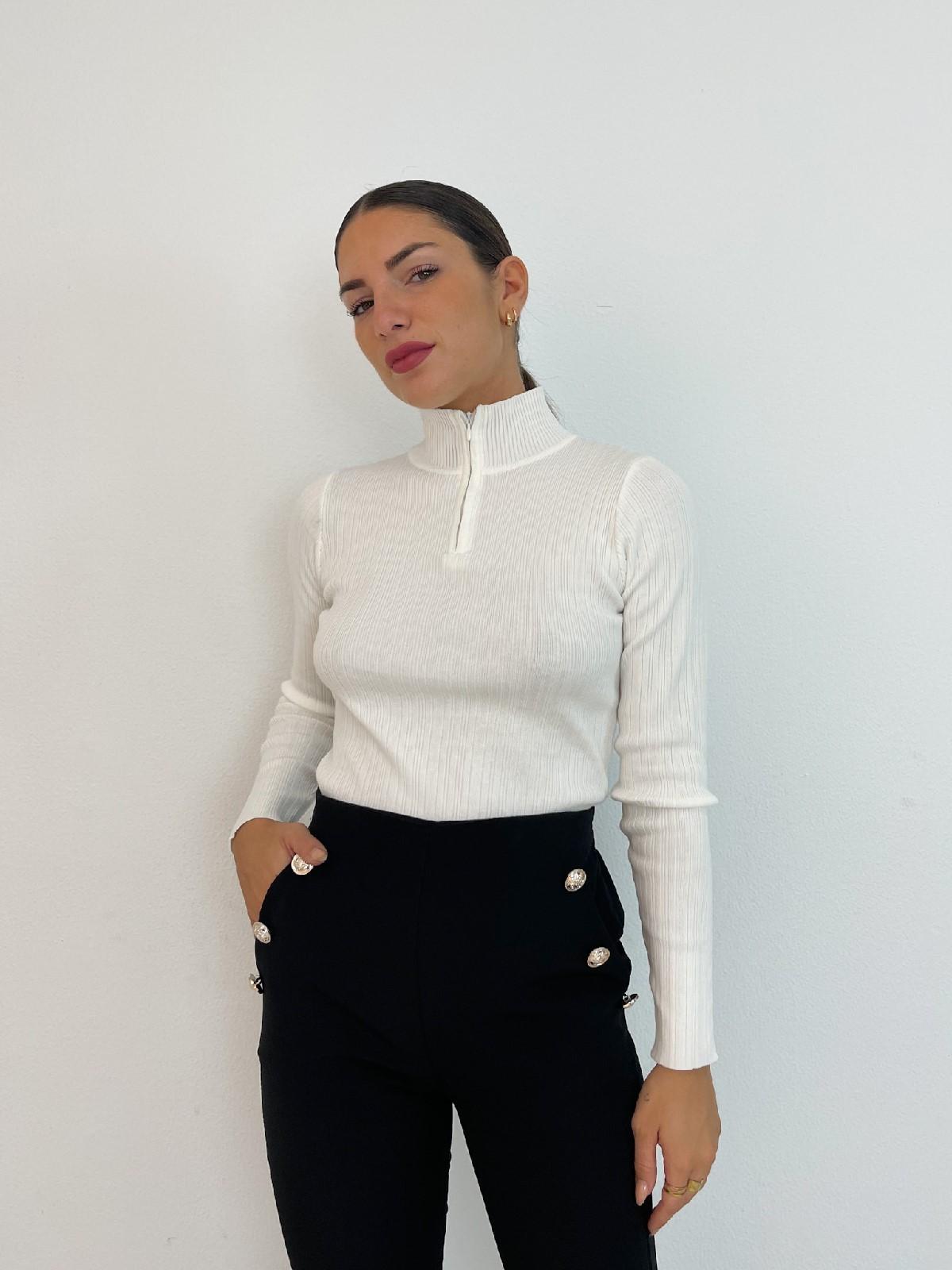Jersey Kendall blanco