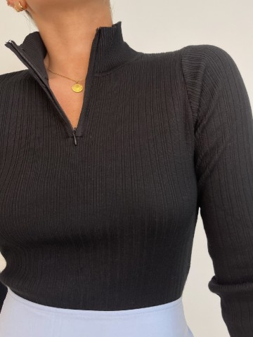Jersey Kendall negro