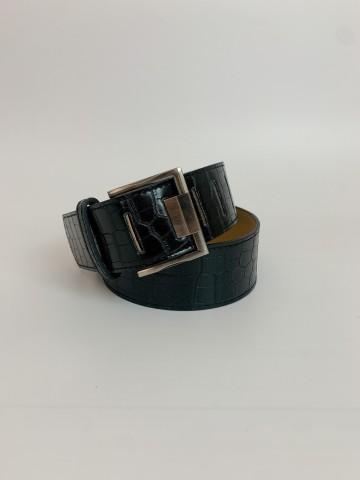 Cinturon Coco negro