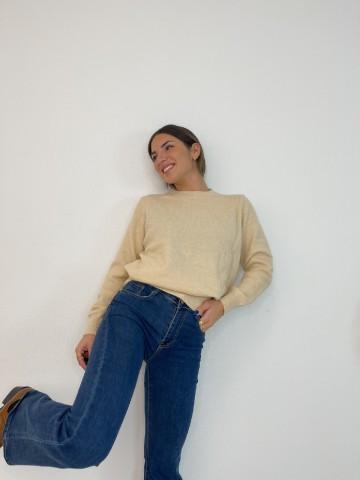 Jersey Paola beige