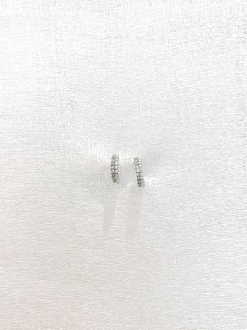 Pendiente Pearls Silver